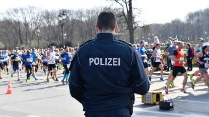 Zes mannen die werden opgepakt na halve marathon Berlijn weer op vrije voeten