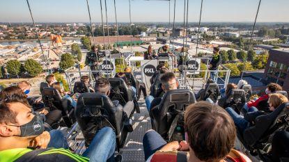 Een afgesloten Gentse Overpoortstraat, illegale kotfeestjes en 50 meter hoog in de lucht: universiteiten en hogescholen trappen vreemdste academiejaar ooit af