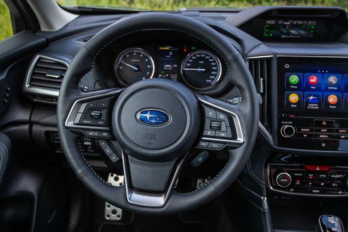 Interieur Subaru Forester.