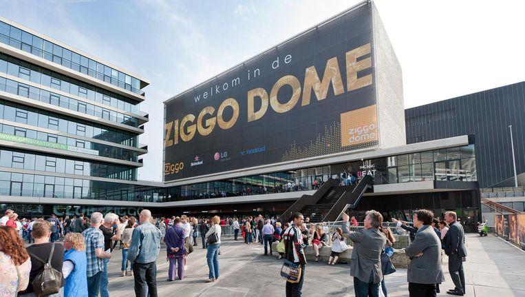Wethouder Eric van der Burg (Grondzaken): 'Niet elke band krijgt de Ziggo Dome vol' Beeld anp