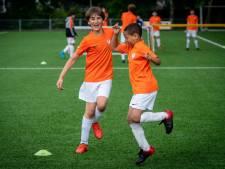 Arnhems voetbalkamp doet het anders dan anders: 'Het draait te veel om prestatie bij voetballende kinderen'