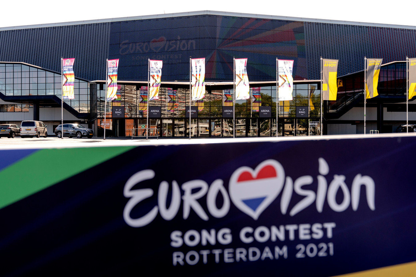 Eurovisiesongfestival in Ahoy