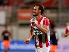 Vroege treffer levert TOP Oss drie punten op tegen Jong PSV