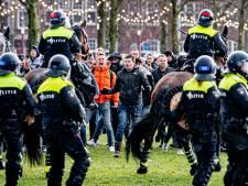 Houtenaar (29) geeft zichzelf aan na tonen beelden rellen Museumplein