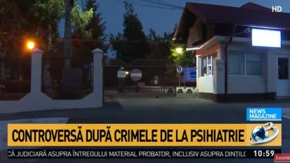 Patiënt doodt 4 mensen in psychiatrisch ziekenhuis Roemenië