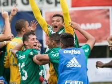 Palmeiras wint toernooi in Terborg