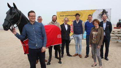 Straks voor het eerst op een Belgisch strand: paardenrennen