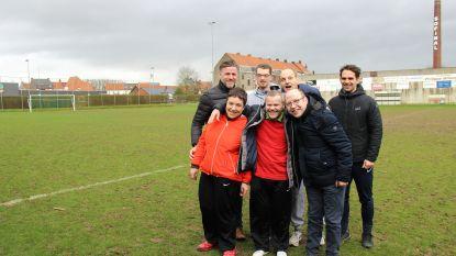 """Kluisbergen Sportief en vzw De Bolster starten met G-voetbal: """"De cliënten vragen vaak om te mogen voetballen"""""""