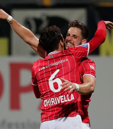 Sol en Chirivella: eerste Spaanse eredivisiegoal en -assist sinds 2007