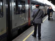 Pas de train lundi matin entre Fleurus et Ottignies