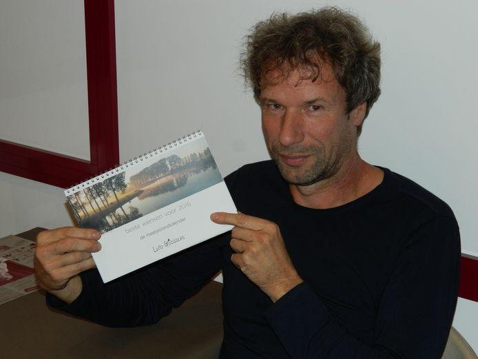 Ludo Goossens is ook de man achter de Meetjeslandkalender.
