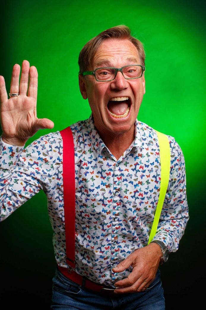 Maarten Vos organiseert al vijftien jaar lachsessies en geeft ook workshops aan bedrijven die meer lachende medewerkers willen.