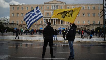 Grieks parlement gaat akkoord met nieuwe naam Macedonië