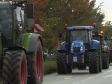 Boerenprotest Maastricht vreedzaam verlopen