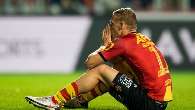 KV Mechelen doet zichzelf opnieuw de das om na rood Kaboré: snel van 1-0 naar 1-2 na opener Siemen Voet