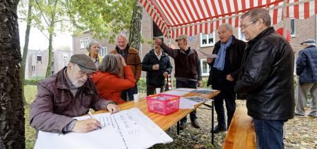 Een tafeltennistafel en een boomhut: wensen voor het Boxtelse Processiepark