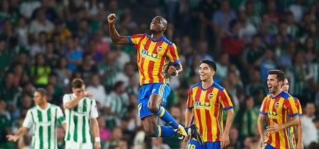 Valencia geeft 4-0 voorsprong  binnen vier minuten bijna weg