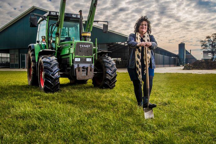 Caroline van der Plas uit Deventer, voorzitter van de BoerBurgerBeweging.