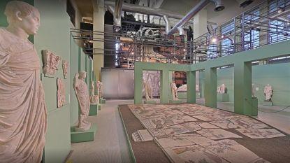 Duo overvalt museum Rome: 10.000 euro cash buit