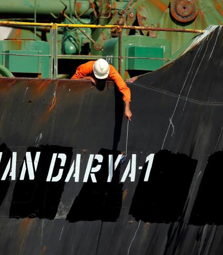 Pompeo waarschuwt landen die Iraanse tanker zullen helpen