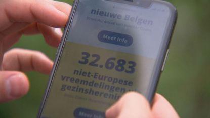 Vlaams Belang lanceert 'Anti-Francken-app'