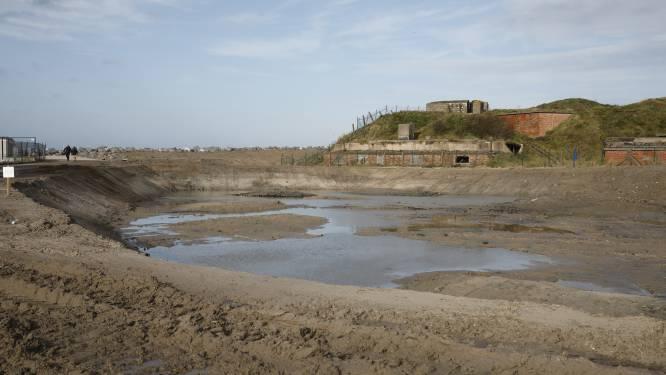 1,2 ha nieuwe duinen aan de voet van Oostendse vuurtoren