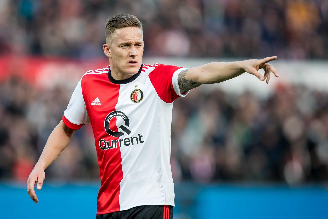 Feyenoord-speler Jens Toornstra komt uit de amateurs van Alphense Boys.
