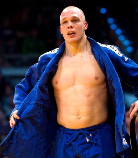Zilver voor judoka Grol bij rentree in Jekaterinenburg