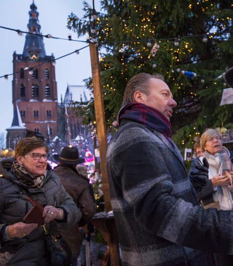 Tóch weer gesprek over winterevenement op Parade; na overleg met burgemeester Mikkers