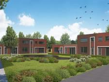 Inhaalslag woningbouw Stampersgat met 12 huizen achter oude pastorietuin