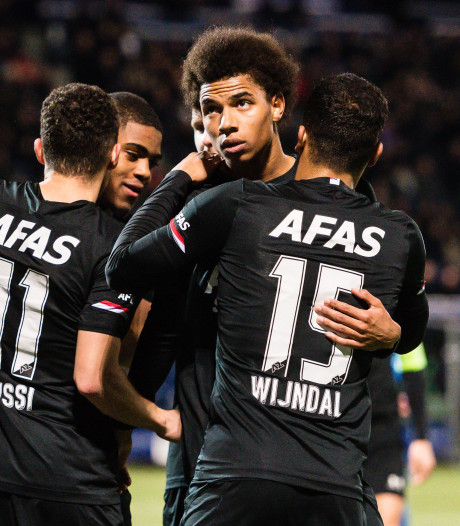 Samenvatting: AZ kent in Zwolle prima generale voor Europees slotstuk
