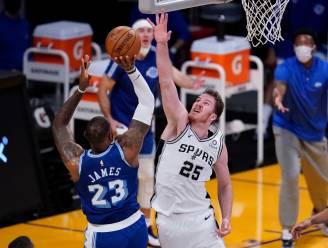 LA Lakers lijden derde seizoensnederlaag na verlies tegen San Antonio