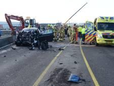 Man (61) overlijdt na zwaar ongeluk Veilingroute