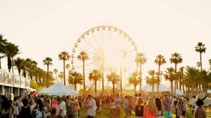 Drones en metaaldetectoren: Coachella dit jaar extra zwaar beveiligd