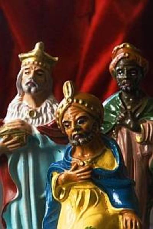 In Kleef is ophef ontstaan over Caspar, de zwarte koning.