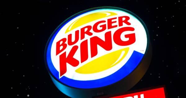 Burger King en McDonald's samen langs de A58 bij Goes