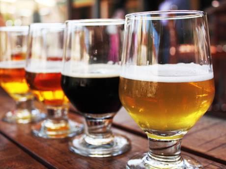 Bier met een snufje whiskey beviel de liefhebbers op het Middelburgse Winterbierfestival