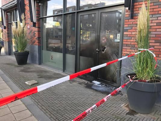 Brandstichting bij ijssalon Puur Tamminga in Veenendaal van de broer van Sytse Tamminga.