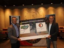 Rotterdamse scholieren krijgen Feyenoord-training