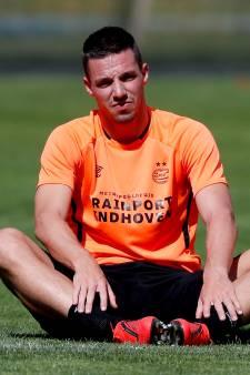 PSV-verdediger Nick Viergever laat zich niet snel verleiden