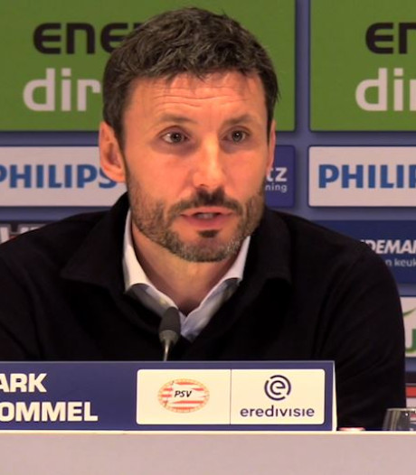 Van Bommel: Spelers gaan goed om met concurrentie in de groep