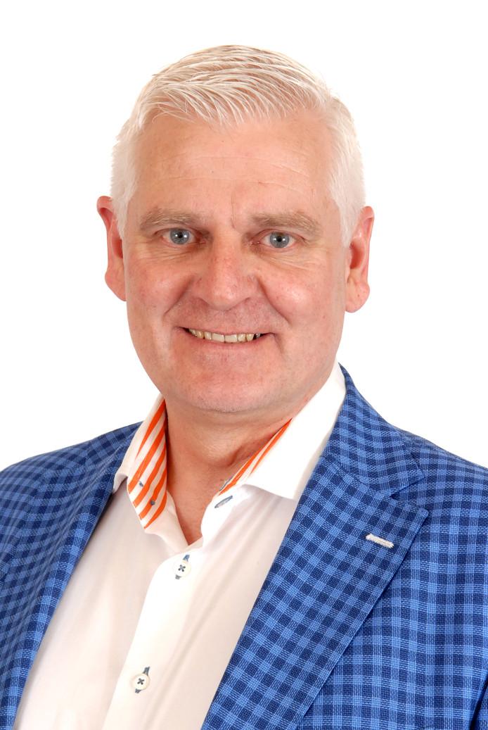 Wethouder Rik Dijkhoff (VVD).