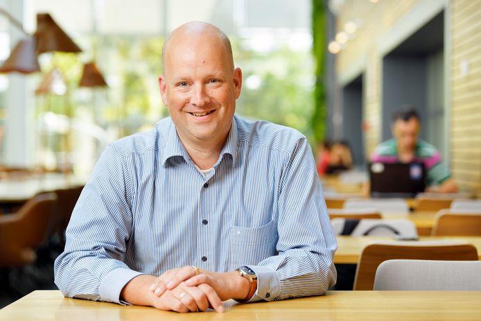 Herman Boom, programma-manager EUV van ASML.