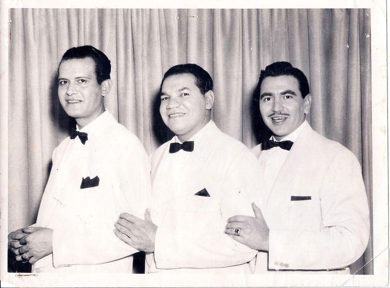 Het trio Los Paraguayos.