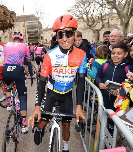 Nairo Quintana stelt eindzege veilig in Ronde van de Provence