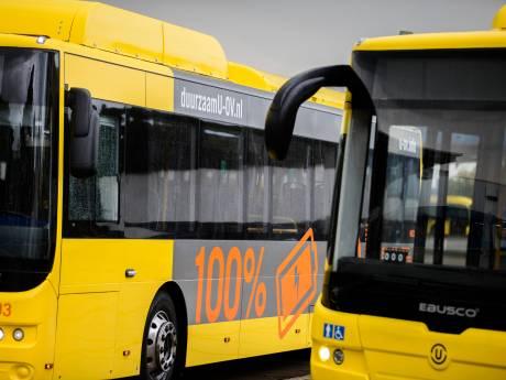Straks hoor je de bus niet meer aankomen; al het openbaar vervoer in elektrisch