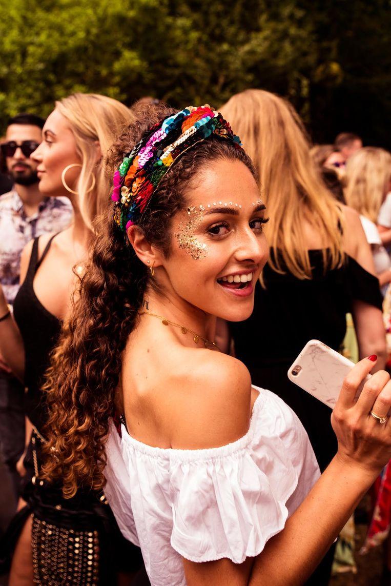 Tijdens Festival Macumba dans, eet en kijk je net als in Latijns-Amerika. Beeld Martika Boe