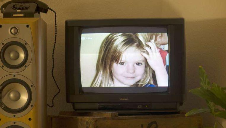 Madeleine McCann op een foto van rond de tijd dat ze verdween. Beeld afp