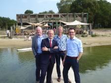 Beach Club ondanks beloftes buitenspel bij Bevrijdingsconcert 't Hilgelo