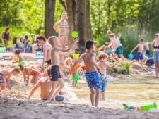 Goed nieuws voor zwemmers: water strandje Westmaas vrij van blauwalg